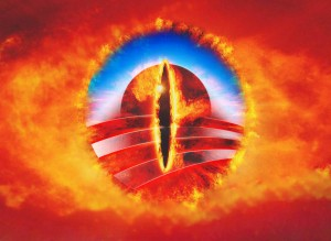 The All Seeing Eye of Obama